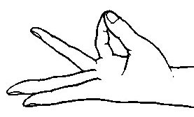 Bhudi Mudra helps with weight loss